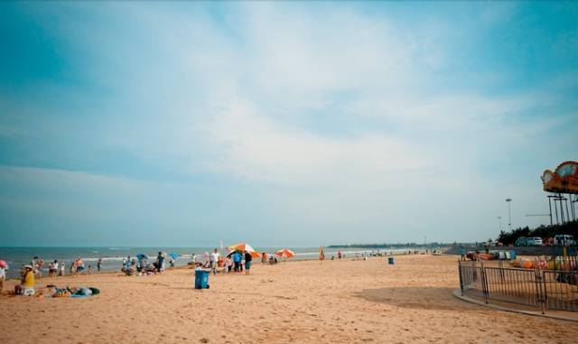 比北戴河干净,比青岛幽静,这座海滨小城令人心醉