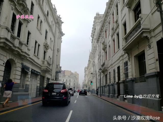 """这座世界不雨城遍布殖民建筑,所有的出租都是""""黑车"""""""