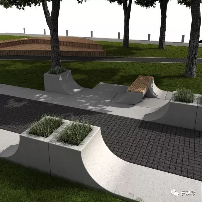 超有创意的树池v住宅平面设计住宅平方60公寓图片
