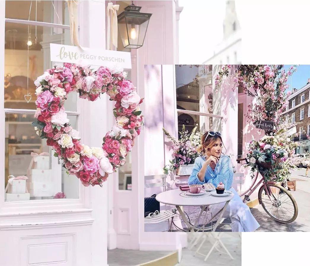 最好听的情话是:给你粉色浪漫