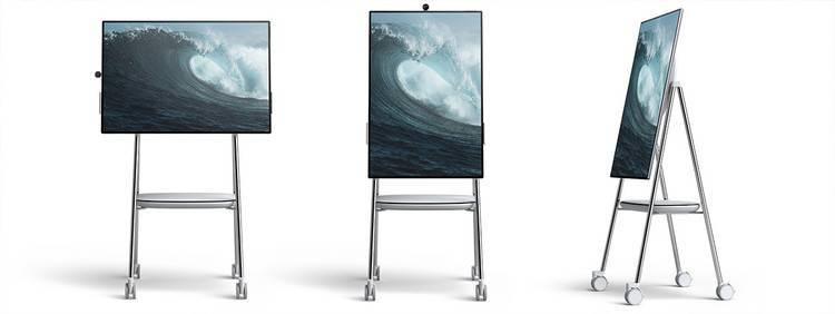 这才叫生产力!微软 Surface Hub 2 了解一下