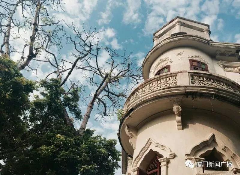 【播报】文物传奇 | 在厦门!建筑奇观——矗立海天之间的海天堂构!