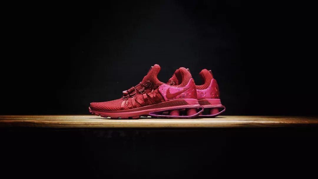"95e6c471d31a SOAR 限量发售|WMNS Nike Shox Gravity ""Red Crush"""