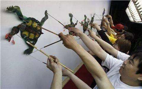 走进滦州古城,感受国粹历史文化皮影艺术