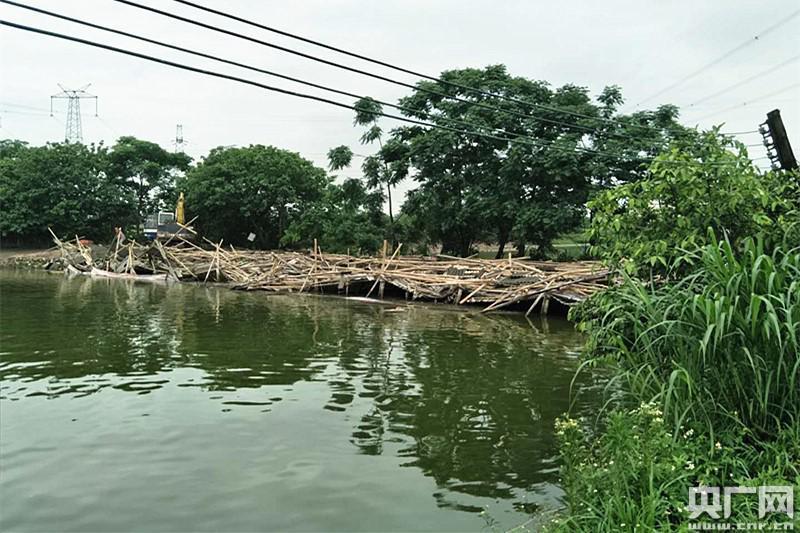 国家黑臭水体环保专项督查 广州跨市联动严查污水排放