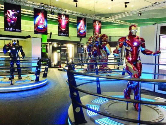 亚洲最大的漫威动漫主题体验馆来了,赶紧组团!