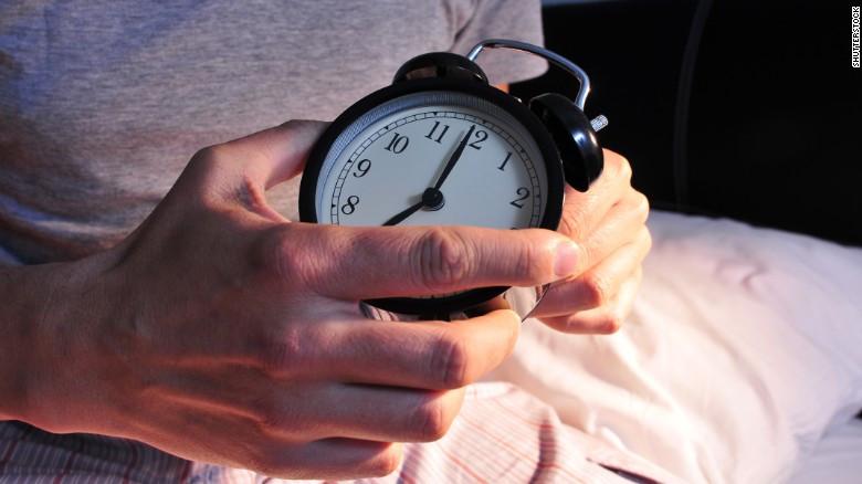 研究表明:保持良好的昼夜节律对精神健康有益