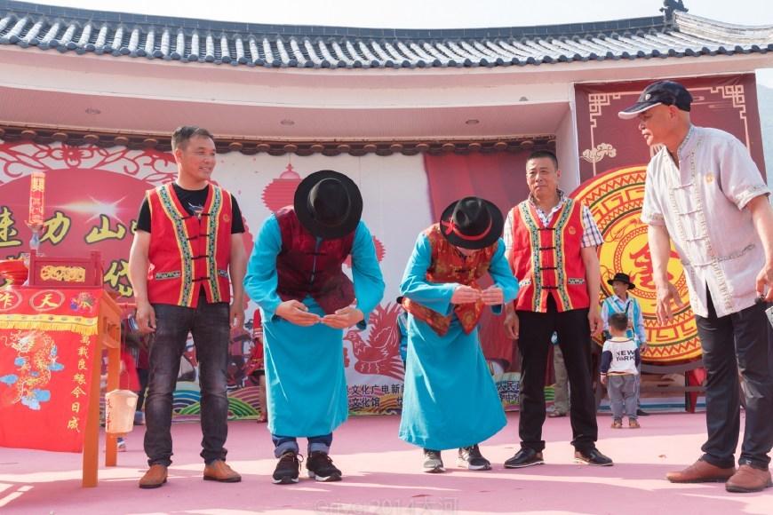 温州苍南也有畲族,婚嫁习俗成了旅游体验项目