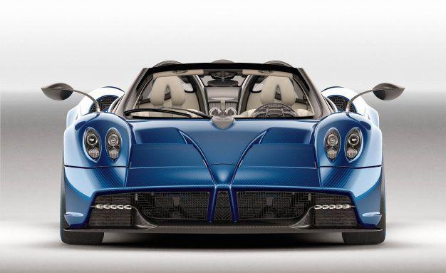 阿斯顿马丁标志帕加尼着手电动超跑风之子EV指日可待?