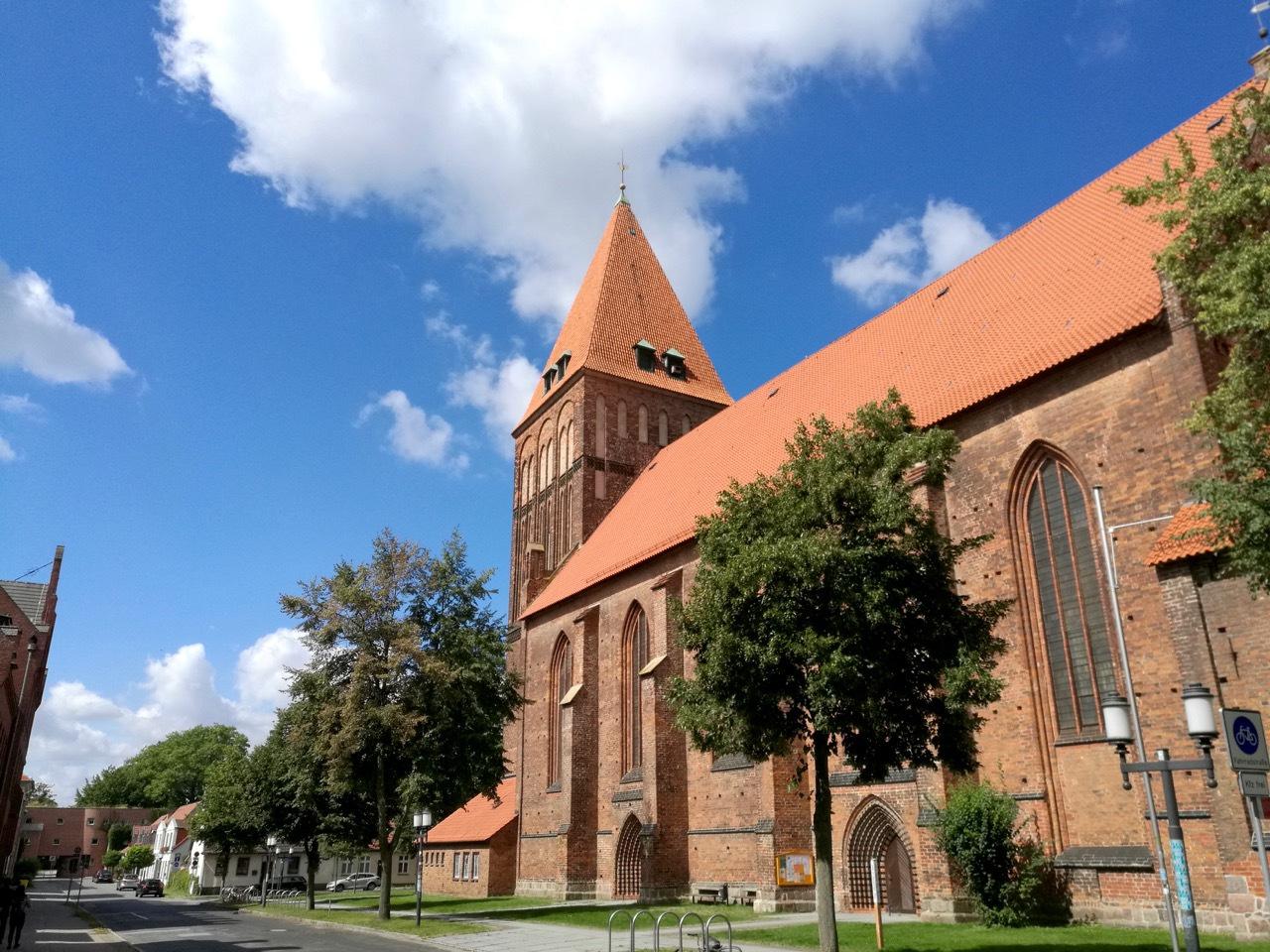 《从前慢》唱的就是这里吧?德国北部最迷人的古城渔村