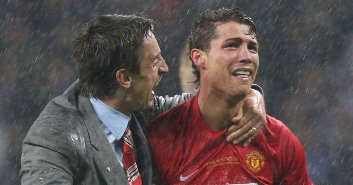 内维尔:望C罗领军赢利物浦 否则离家出走一年