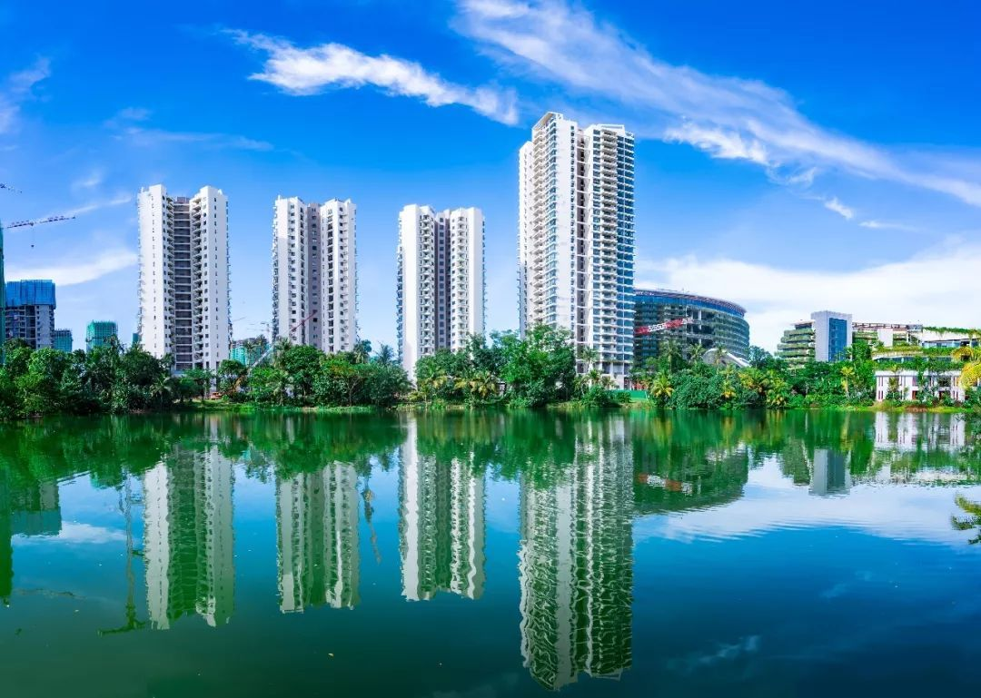碧桂园森林城市:这就是森林城市!图片