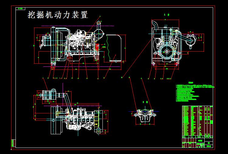 免费分享CAD设计图纸,新手小白入门必看
