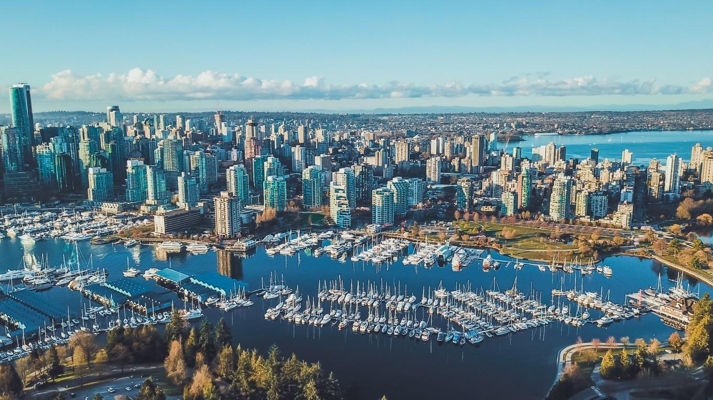 温哥华:乍见之欢,久处不厌的城市