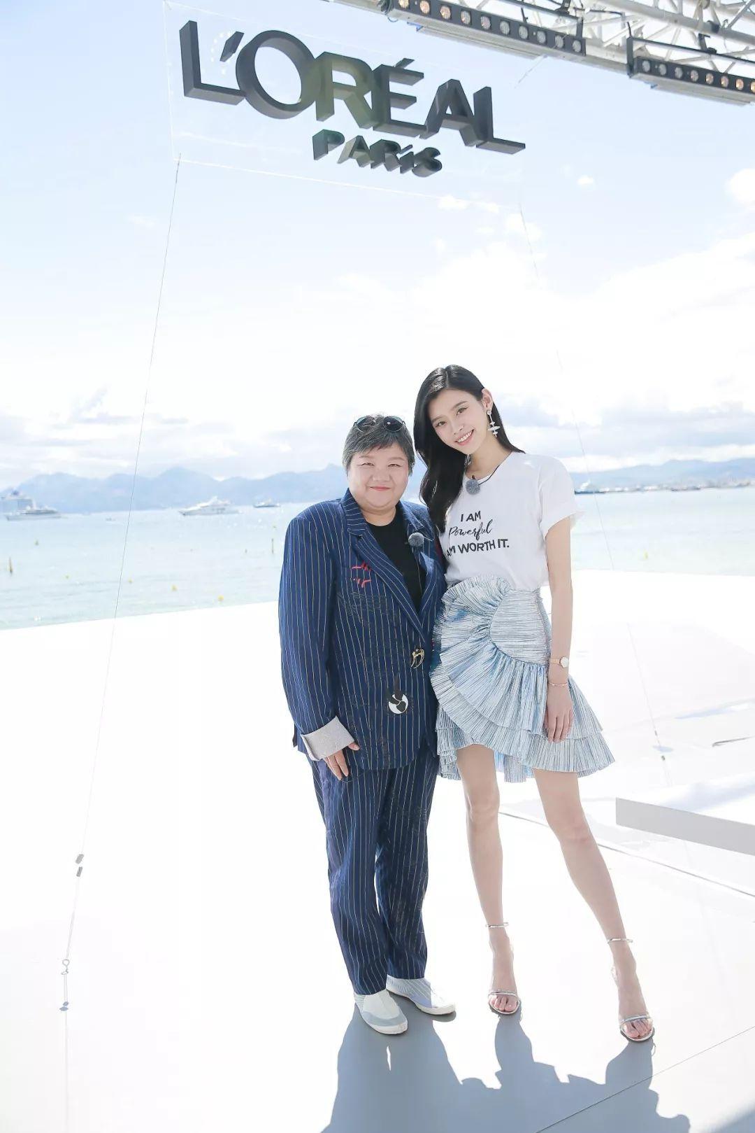 作为戛纳最吸引外媒镜头的中国明星 她是怎么做到红毯零失误的?