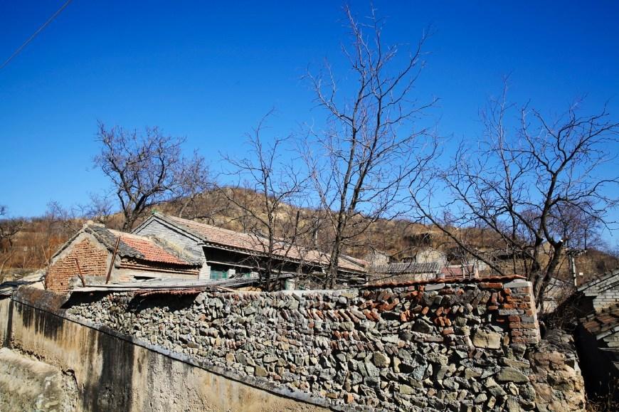 北京最完好的古村之一 被誉为举人村