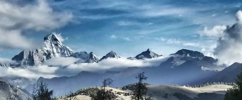 你的周末难道只能去青城山吗?!