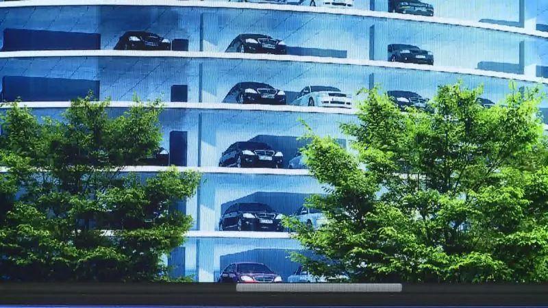 观音桥首个立体停车楼年内开建 将新增600多个停车位