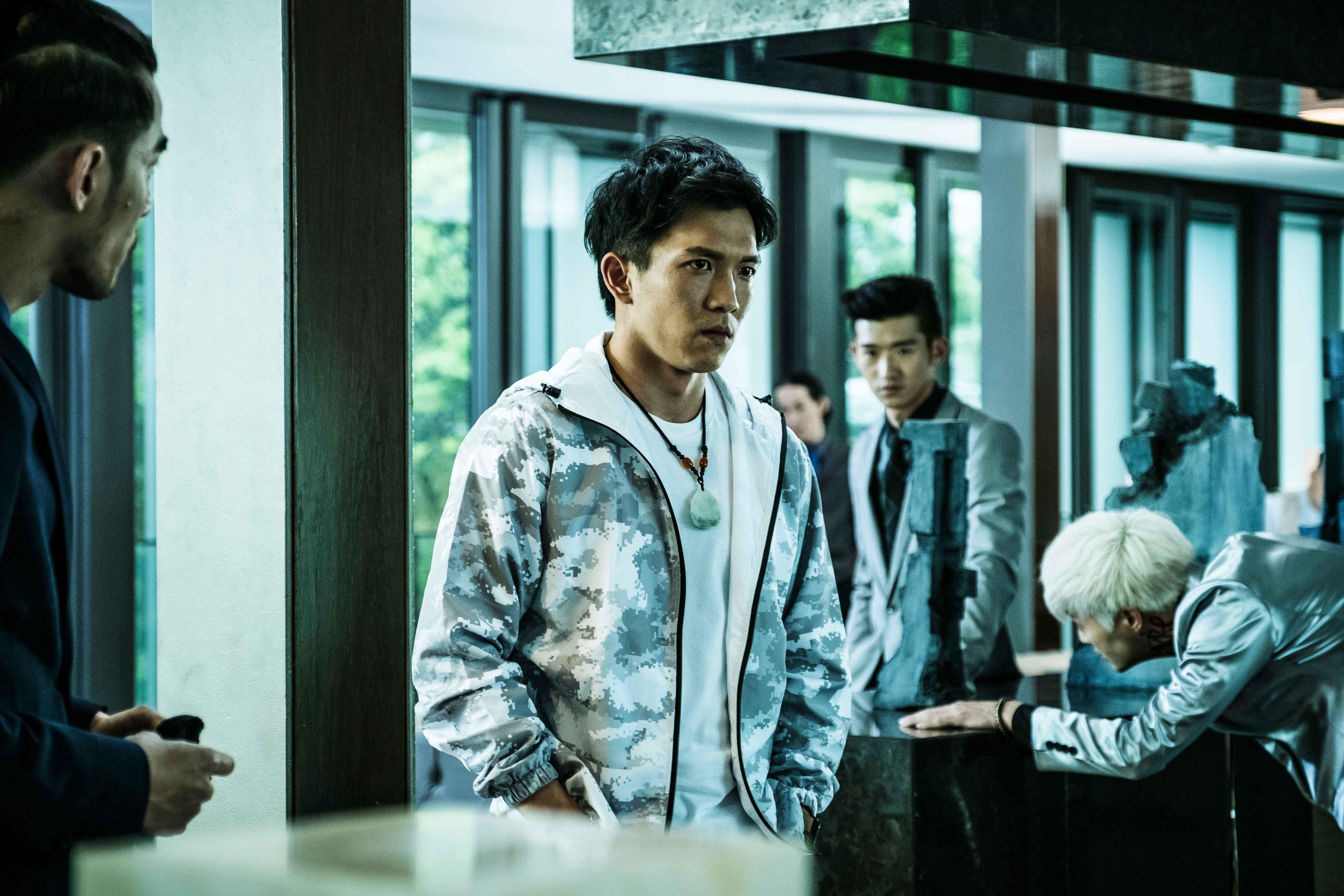 电影《角头2》入围台北电影节 唐振刚黄尚禾有望摘得个人奖