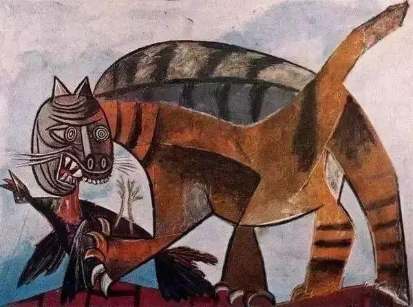 艺术中的动物3:你放浪不羁爱自由,可我还是爱你|张小玉