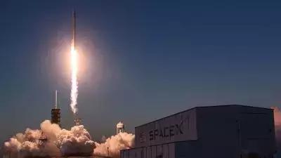 一个小时轻松到地球任何地方?马斯克欲将超级高铁与火箭结合