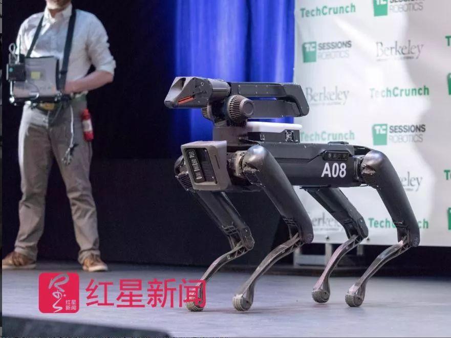 宠物狗要失宠了?会开门捡垃圾的机器狗明年开售