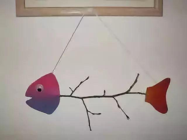 【手工吊饰】幼儿园快乐手工,小鱼儿游啊游,六一必备!