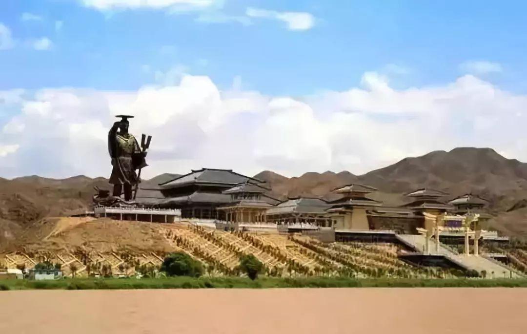 青铜峡黄河大峡谷·黄河坛旅游区