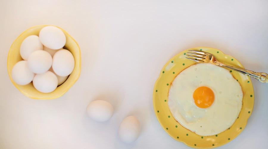 鸡蛋有营养,每天炸3个给孩子吃可以吗?