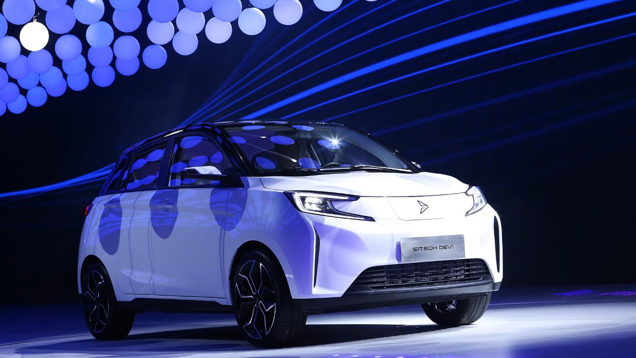 """创新融合新趋势,看新特汽车如何破解新造车势力""""忽悠""""之说"""