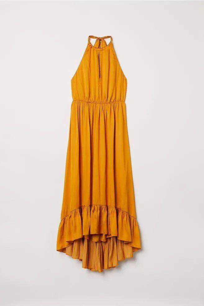 取经| 打结设计、裙+裤叠穿...原来裙装可以玩这么多新花样!