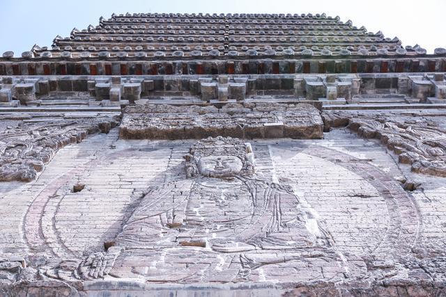 朝阳北塔,历经五个朝代修建而成,又有多少秘密藏在其中?