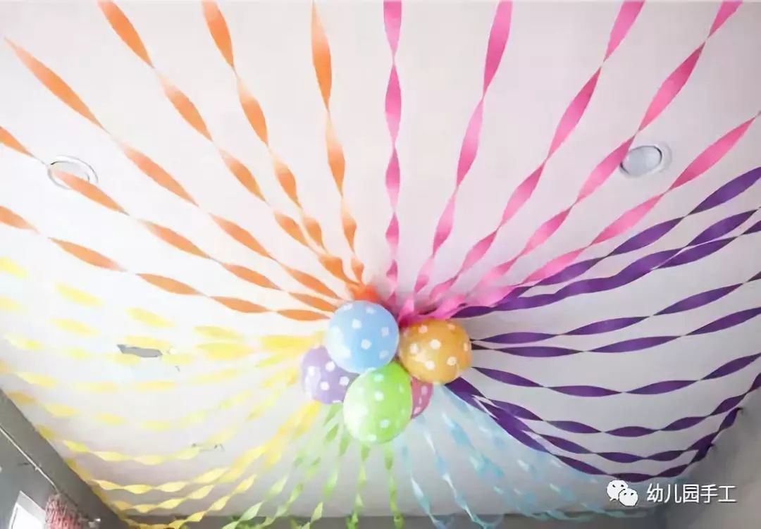 气球手工制作立体花