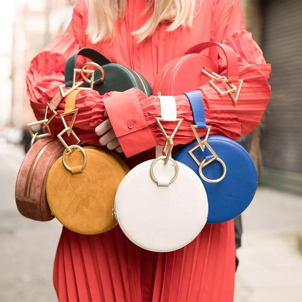火爆INS的7大时髦小众圆环包品牌,你知道哪几个?