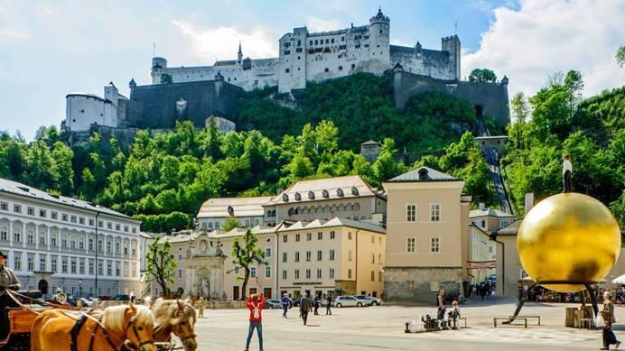萨尔茨堡州中世纪城堡寻觅之旅:城堡要塞历史文化,建筑风格构造精髓探求