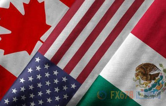 北美自贸协定大限在即,加元比索前途未卜