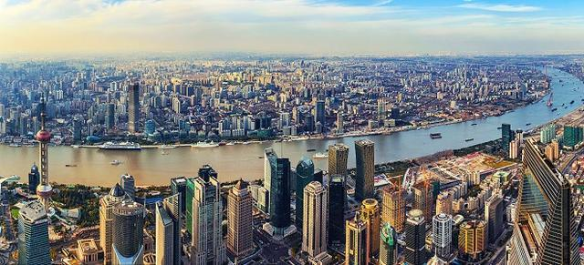 """世界著名城市系列12:东方""""魔都""""上海,未来的世界金融中心"""