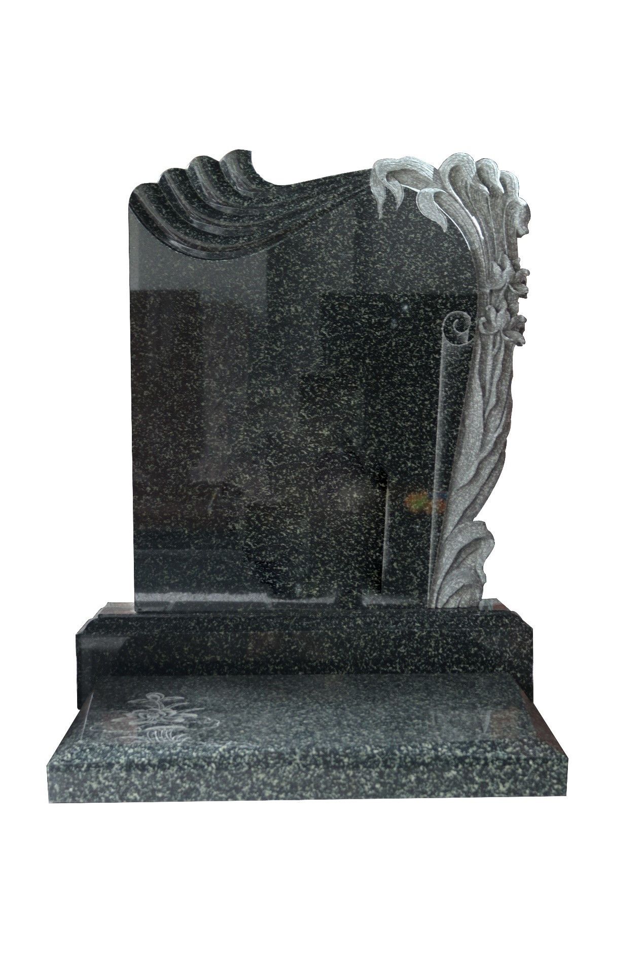 父母墓碑碑文图片