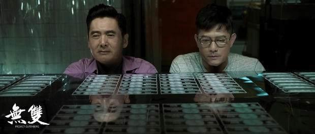 拿枪的发哥回来了!63岁周润发搭档郭富城,将再现小马哥风采 作者: 来源:影视风向标