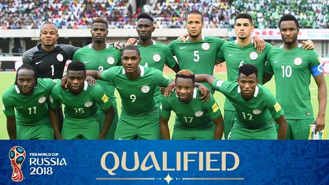尼日利亚概述:非洲雄鹰实力陡升 世界杯有作为