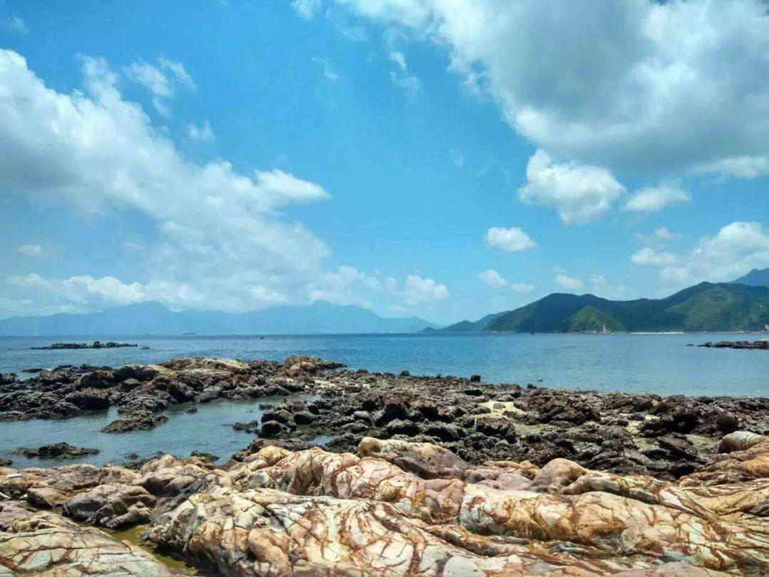 最快50分钟!深圳周边8大绝美海岛,周末就能出发!