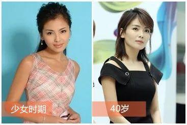 """刘涛20多岁刚出道那会儿,肤色属于比较暗黄的,后来却一直在""""逆生长""""图片"""