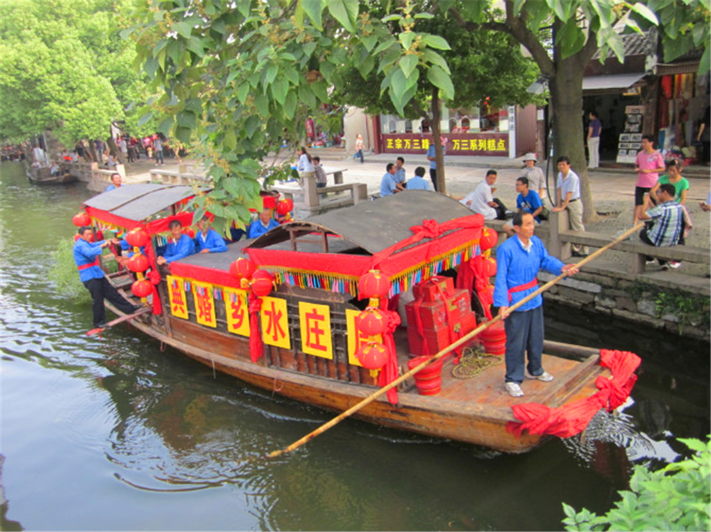 中国第一水乡苏州周庄,曾经的沈万三故居如今是何面貌?