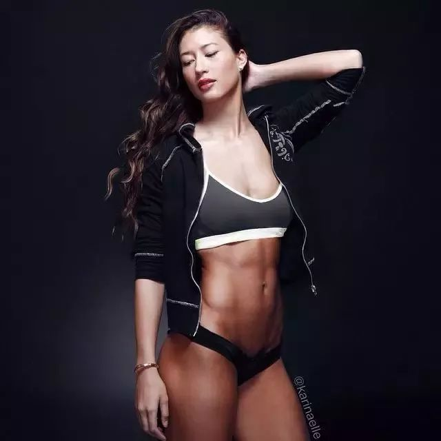 150斤的女人有多美?这个亚洲姑娘用身体告诉你