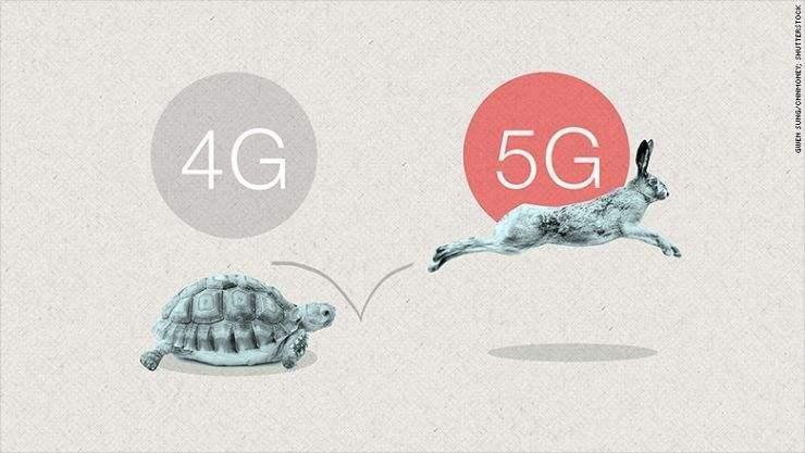 明年就有5G网了, 那今年还有必要买4G手机吗?