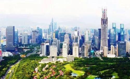 深圳经济总量dDP_深圳经济特区
