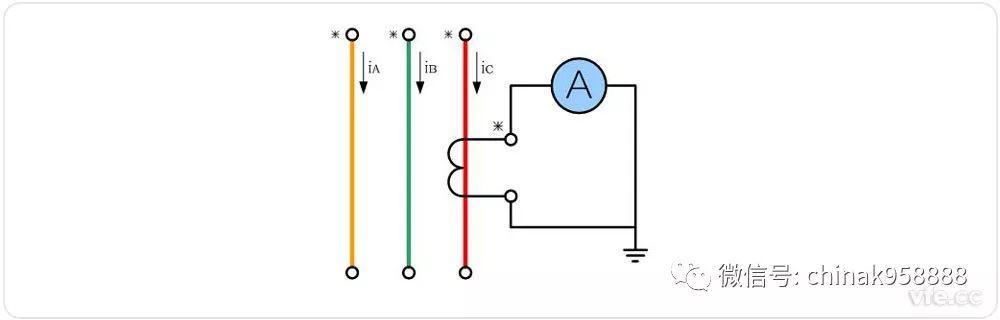2,三相完全星形接线和三角形接线形式电流互感器接线图 三相电流互感