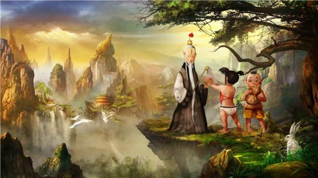 《寻仙》手游攻略:跟大神学搭配 手Q1区御剑大神盘点