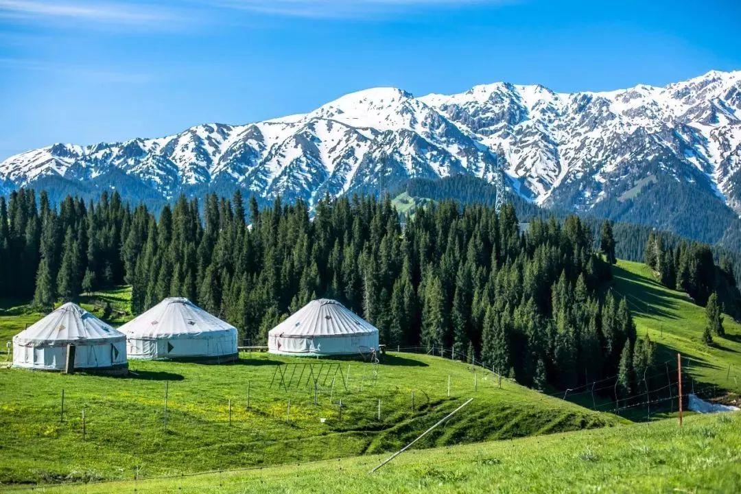 环行北疆12天,遇见最美新疆!全年队友招募中图片