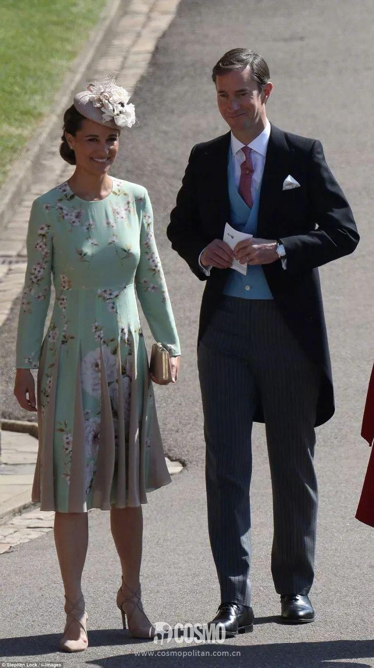 婚礼上落泪的哈里刚刚把梅根娶回家,好了,坐等5岁的乔治长大